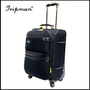 Business Nylon Fabric Luggage set with four wheels