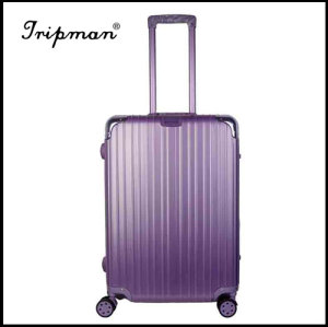 PC Trolley Luggage with aluminum frame