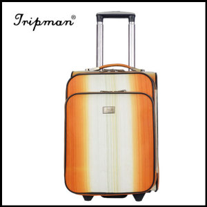 New Design Soft PU leather Luggage