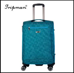 4 airplane wheels New Design High-quality Soft Nylon Luggage