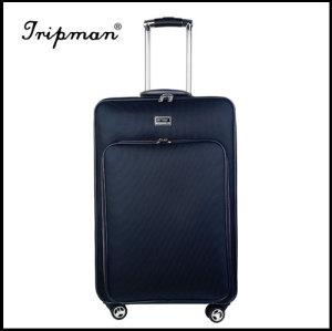 New Design 4 airplane wheels large capacity Soft PU Luggage