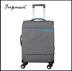 4 Wheels Light weight Soft Nylon Luggage