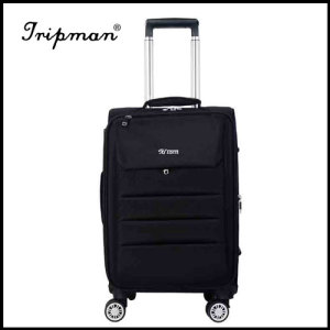 4 Airplane Wheels New Design Soft Nylon Luggage