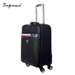 PU Leather Business Case Boading Luxury Box Carry-on Luggage