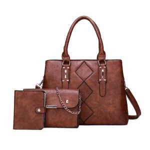 Custom crocodile pu leather ladies crossbody purse messenger shoulder bag handbag for women