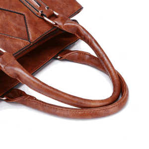 Custom crocodile pu leather ladies crossbody purse messenger shoulder bag handbag for women