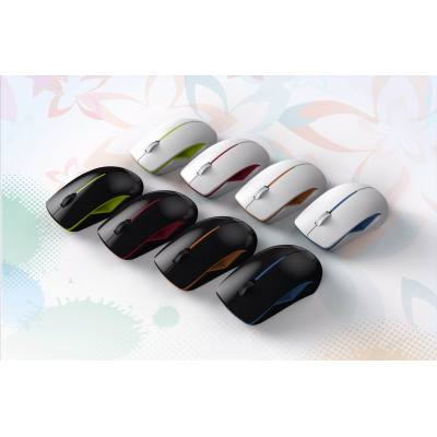 3D Wireless Optical Mouse for computer and laptop