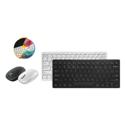 2.4G Wireless Ultra Slim Keyboard and Mouse Combo