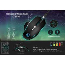 2.4G Rechargeable Gaming Mouse