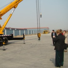 Customers visited factory before shipment