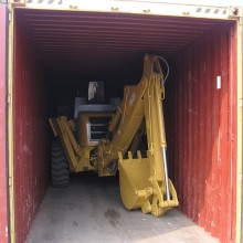 Shipment by container
