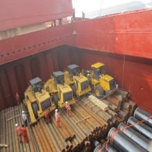 Shipment by bulk vessel or RO-RO vessel in cabin