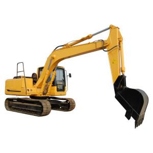 WY135 crawler excavator | 0.45m3 bucket | 12 ton | hydraulic excavator | crawler shovels