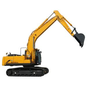 MC216 crawler excavator | 0.9m3 bucket | 20.8 ton | hydraulic excavator | hot sale excavator | henglida hydraulic crawler excavator