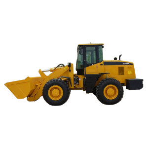 HOT SALE | SAM846 wheel loader | 2m3 bucket | 4 ton rated load | cummins engine | hot sale wheel loader | quality wheel loader