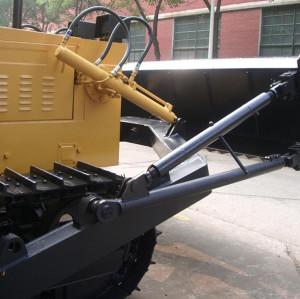 T100G / TS100 / TS100L crawler bulldozer | mechanical driven | 81kw (110HP) | 2.4 m3 | 2 m3 | 1.9m3 blade | 10.4 ton | 11.36 ton | 10.75 ton | mechanical track bulldozer | China Bulldozer