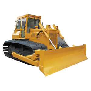 T160S swamp bulldozer | track crawler type | mechanical driven | 120kw (160HP) | 4.39m3 blade | 18.1 ton operating weight | 160HP track crawler type bulldozer | komatsu D60P-8 technology