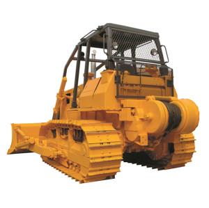 T180F forest bulldozer | track crawler type | mechanical driven | 135kw (180HP) | 4.5m3 blade | 17.9 ton operating weight | komatsu D60E-8 bulldozer technology