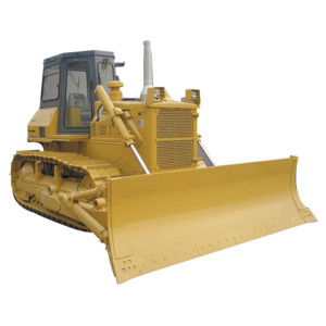 TY160 hydraulic crawler bulldozer | 120kw (160HP) | 17.4 ton operating weight |  HENGLIDA TY series hydraulic crawler bulldozer | Komatsu technology bulldozer