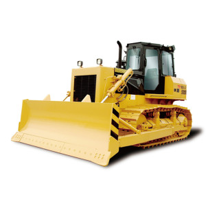 TY165 hydraulic bulldozer | 121kw (160HP) | 17.55 ton operating weight |  hydraulic direct drive track crawler type bulldozer | HENGLIDA construction & building machinery