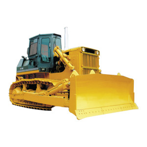 TY220 hydraulic track crawler type bulldozer | 162kw (220HP) | 23.4 ton operating weight |  hot sale TY series hydraulic crawler bulldozer | Komatsu technology bulldozer D85A-18 | China Hydraulic Crawler Bulldozer Factory