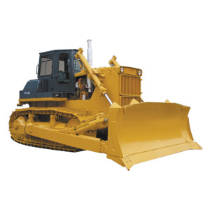 TY320 hydraulic track crawler type bulldozer | 239kw (320HP) | 35.9 ton operating weight | hot sale TY series hydraulic crawler bulldozer | Komatsu technology bulldozer D155A | China heavy duty hydraulic crawler bulldozer