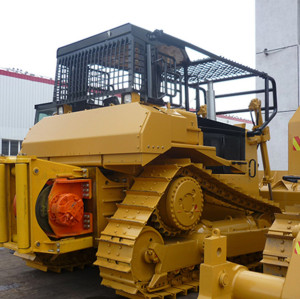 SD7N elevated sprocket hydraulic direct drive energy-saving bulldozer | track crawler type | 185kw (230HP) | 23.8 ton operating weight | hot sale Chinese Cat hydraulic track bulldozer | caterpillar bulldozer technology