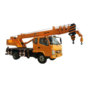 QY7K 7 ton small truck crane | crane truck | Truck Crane Suppliers and manufacturer
