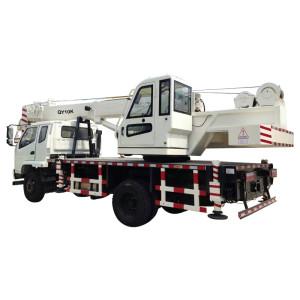 QY10K 10 ton small truck crane | crane truck | HENGLIDA-Truck Crane Suppliers and Manufacturer