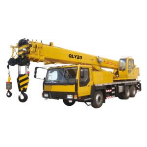 QLY20 truck crane | crane truck | mobile crane | 20 ton lifting capacity | Best Truck Cranes – www.henglida-china.com