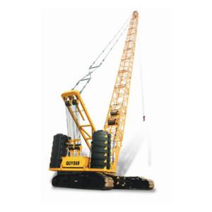 QUY350 crawler crane   400 ton heavy duty crawler crane   with 25% lifting safety co-efficient   Crawler Cranes Safety Equipment