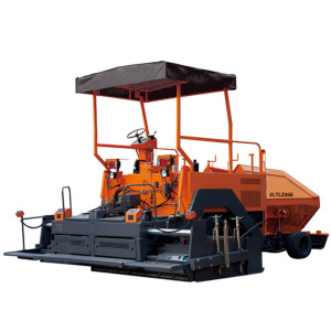 2LTLZ45E mechanical wheel asphalt paver | 2.5-4.5m paving width | Asphalt Pavers, | wheeled | Tracked | Construction Equipment | henglida construction machinery company