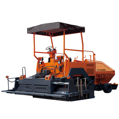 APZ45E mechanical wheel asphalt paver | 2.5-4.5m paving width | Asphalt Pavers, | wheeled | Tracked | Construction Equipment | henglida construction machinery company