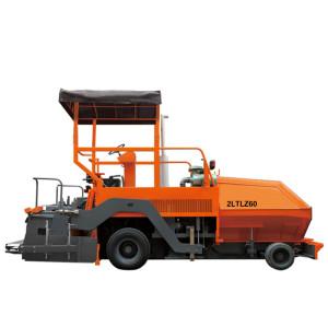APZ60E mechanical wheel asphalt paver | 2.8-6m paving width | Asphalt / Pavers / Concrete Equipment – www.henglida-china.com