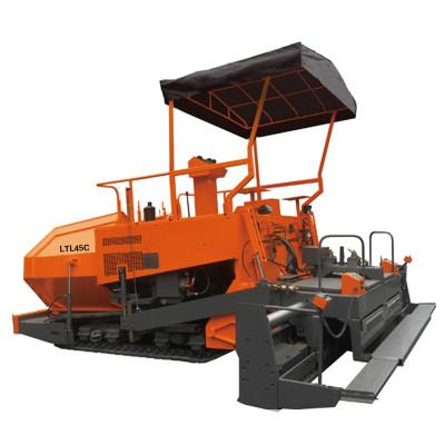 LTL45C crawler asphalt paver   mechanical driven   2.5-4.5m paving width    Asphalt Pavers & Paving Equipment – www.henglida-china.com