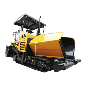 RP603 track type asphalt paver | hydraulic driven | 2.5-6m paving width |  Asphalt Pavers & Paving Equipment – www.henglida-china.com