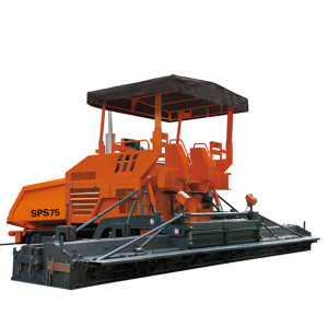 SAP75 track type asphalt paver | hydraulic driven | 3-7.5m paving width | Asphalt Pavers, wheeled & Tracked | Construction Equipment