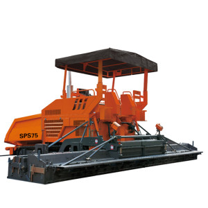 SAP75 track type asphalt paver | hydraulic driven | 3-7.5m paving width | Asphalt Pavers, wheeled & Tracked | Construction Equipment