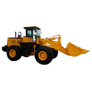 HOT SALE   SAM857 wheel loader   3m3 bucket   5 ton rated load   hot sale wheel loader   henglida   construction & mining equipment