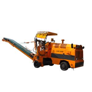Fresadora de estrada LXH1300D | Largura de fresagem 1300mm | Fresadora de estrada asfaltada | Fresadora a frio | Rabaneador frio e fresadoras