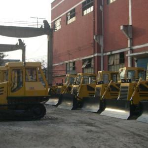 T80 | TS80 crawler bulldozer | mechanical driven | 70kw (95HP) | 1.9m3 / 2.5 m3 blade capacity | 8.6 ton/ 9 ton | bulldozers manufacturers & suppliers