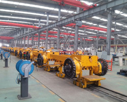 Tianjin Henglida Ingénierie Machinery Import & Export Co., Ltd.