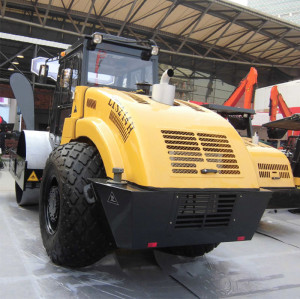 LTS208H/LTS212H/LTS214H:  hydraulic rear wheel driven, 8 ton, 12 ton & 14 ton hydraulic vibratory road roller ( CE ) | Road Rollers | Roller Compactor | HENGLIDA – road construction equipment