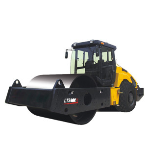 LTS618H/LTS620H/LTS622H:  hydraulic rear wheel driven, 18 ton, 20 ton & 22 ton hydraulic vibratory road roller ( CE ) | Vibratory Roller | Road Construction