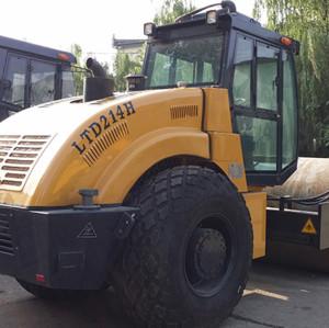 LTD210H/LTD212H/LTD214H/LTD216H:  full hydraulic driven, 10 ton, 12 ton, 14 ton, & 22 ton hydraulic vibratory road roller ( CE ) | China Hydraulic Road Roller Supplier – HENGLIDA construction machinery