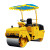 LTC3B: mechanical driven, 3 ton tandem vibratory road roller ( CE ) | China Small Vibratory Double Drums Road Roller | www.henglida-china.com