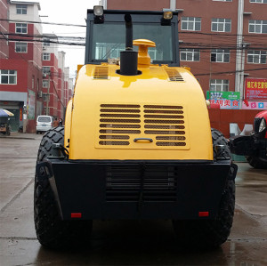 LTC208/LTC210/LTC212/LTC214:  full hydraulic driven, 8 ton, 10 ton, 12 ton, & 14 ton hydraulic tandem vibratory road roller ( CE ) | China High Quality Hydraulic Double Drum vibratory Road Roller | www.henglida-china.com