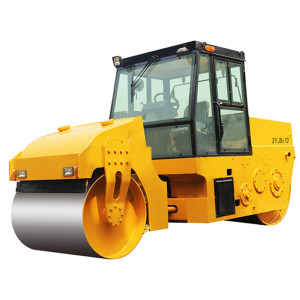2YJ6X8, 2YJ8X10: à entraînement mécanique, 6-8 tonnes, rouleau compresseur statique double tambour 8-10 tonnes (CE) | Equipement de compactage |  Rouleau de compactage