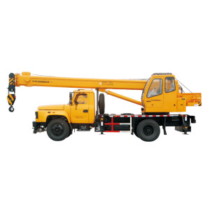 TTC008A2-V (Tier-5)8 ton small truck crane | crane truck | Truck Crane Suppliers and manufacturer
