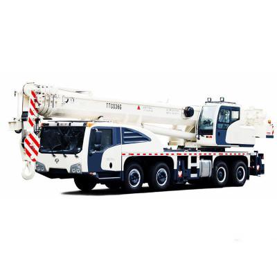 TTC036G Truck Crane (Tier-3) 36 ton crane truck | crane truck | Truck Crane Suppliers and manufacturer